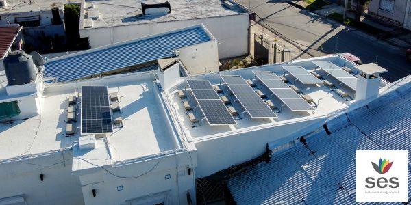 Energía solar fotovoltaica accesible en hogares de Uruguay