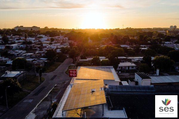 Lee más sobre el artículo Toto invierte en microgeneración para potenciar su operativa en todo el Uruguay