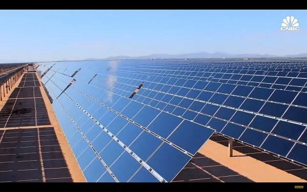 El crecimiento de la energía solar supera todas las expectativas